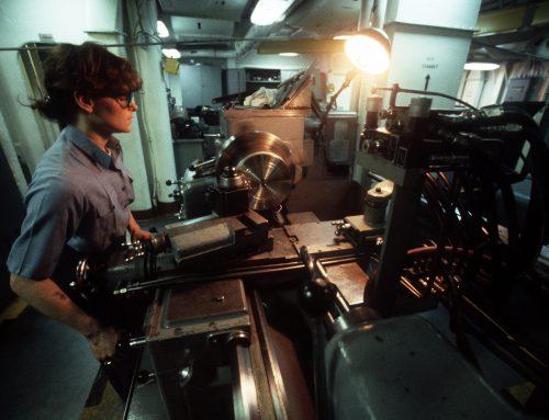CNC оператор лазерной резки